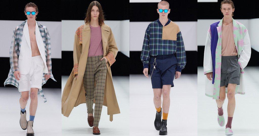 【ルック】「ミスター・ジェントルマン」2020年春夏東京コレクション