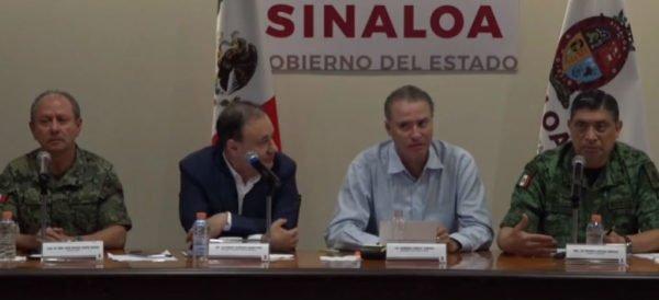 Descarta Durazo renunciar y admite que gabinete de seguridad decidió liberación de Ovidio mientras AMLO iba a Oaxaca http://ow.ly/sluq30pJYAC
