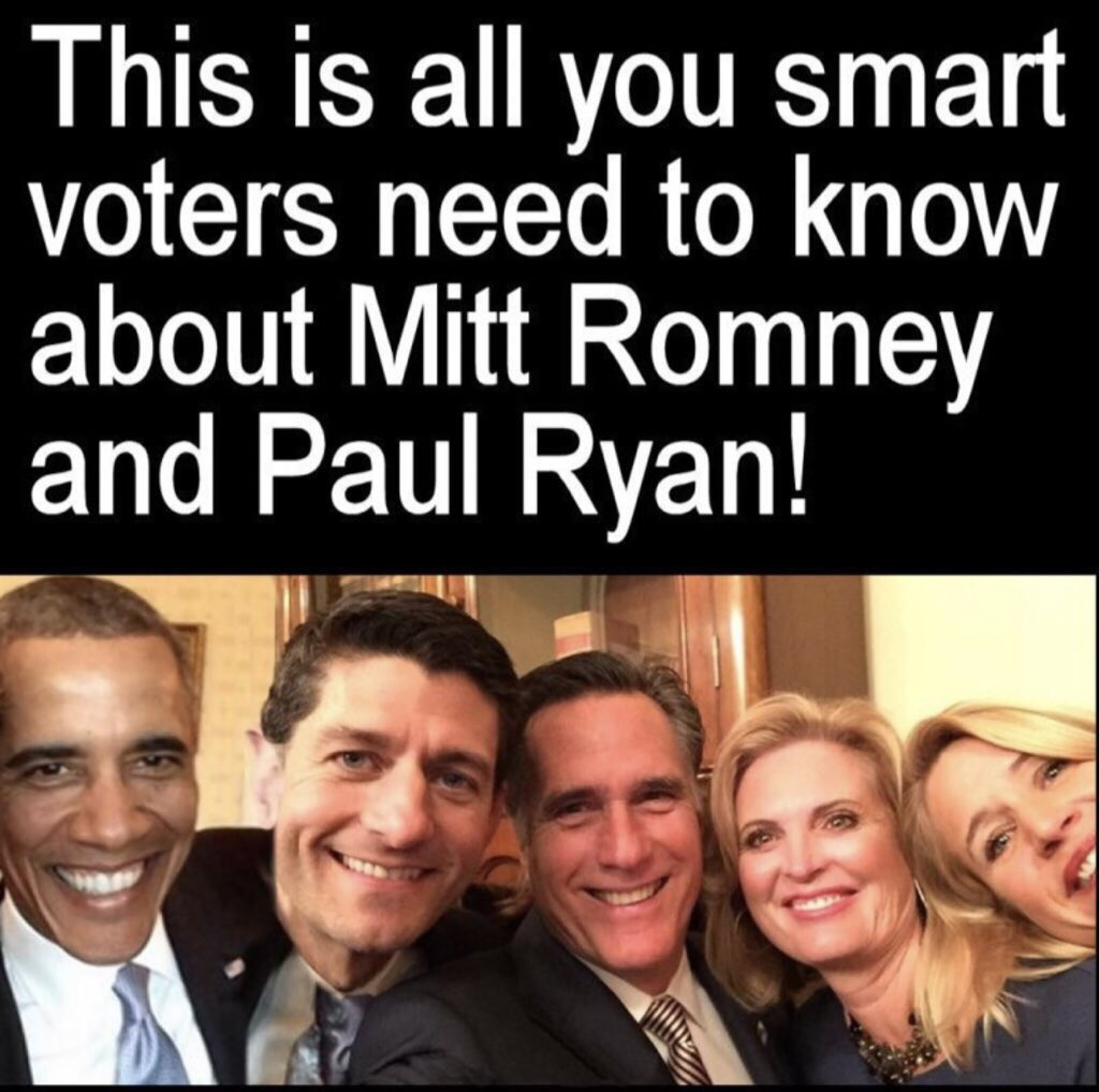 .@MittRomney #PaulRyan best Buddy ! #Patriots We have to be aware of EVIL ITSELF RHINOS ⁉️@TuckerCarlson Bringing back #MeganKelly #WakeUpAmerica Expose be vocal 💯🇺🇸 watch #AlexJones @T_S_P_O_O_K_Y @GregRubini Trump is Warning #TedCruz 2 Faced Remember Never can be Pres 🇨🇦⁉️