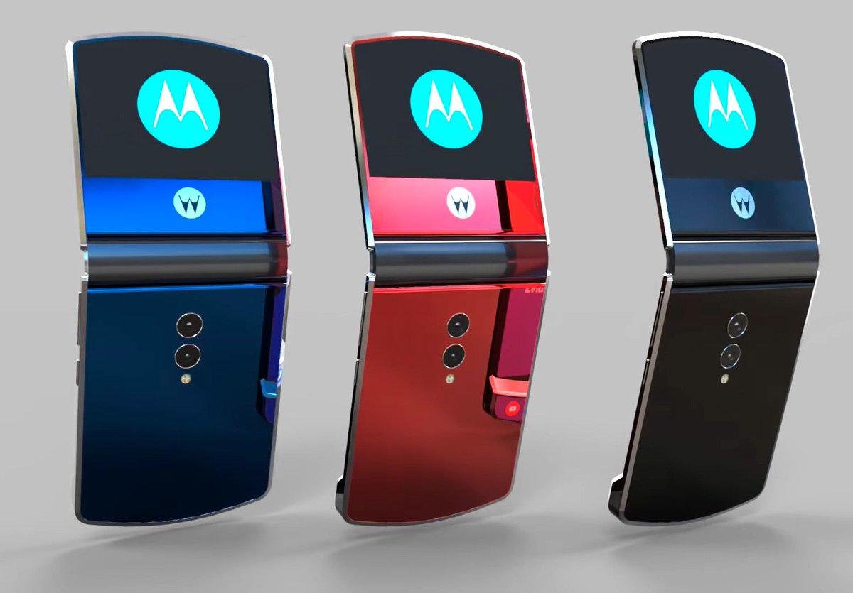 Motorola ha confirmado un nuevo smartphone, un terminal famoso que promete reinventarse. ¿Será el Moto Razr con pantalla plegable?