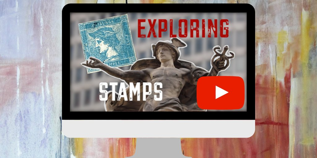 @ExploringStamps  How could you forget these Hermes stamps and stamp sheet? Shows ALL the details you talk about in your video. Ah well, next time... @APS_stamps @Korea_Post_Info #stamps #philately #CollectStamps