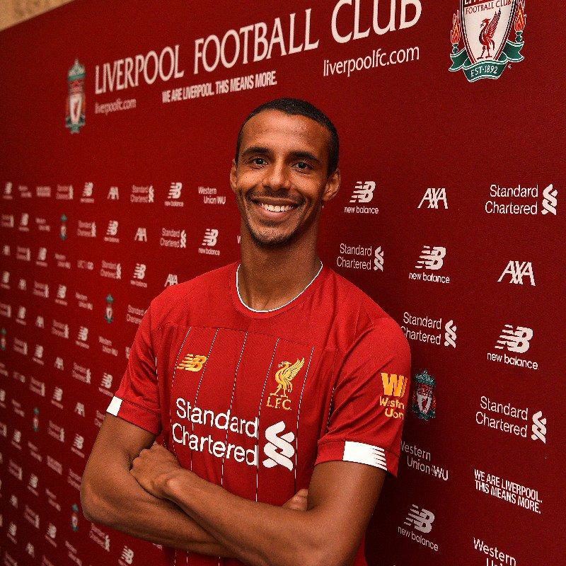 OFFICIEL ! Joel Matip prolonge jusquen 2024 avec Liverpool ! 📸 @LFC