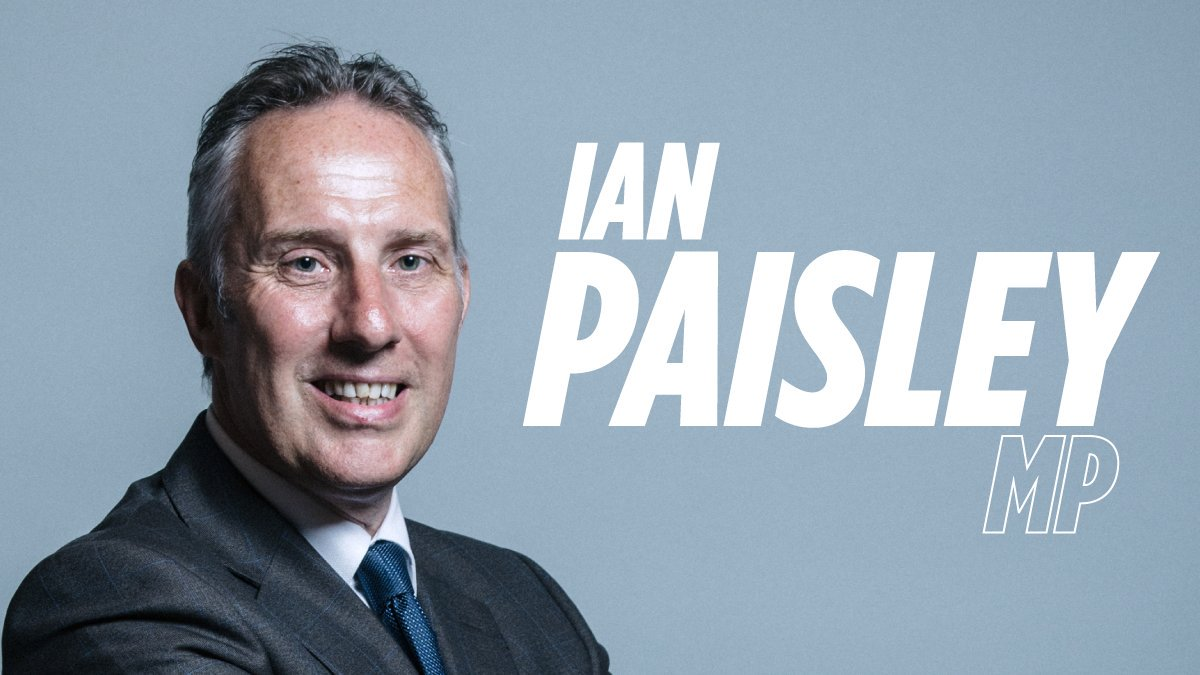 BREAKING NEWS: Ian Paisley MP joins us at our rally tonight, LIVE from Westminster. Watch the livestream here from 7pm!