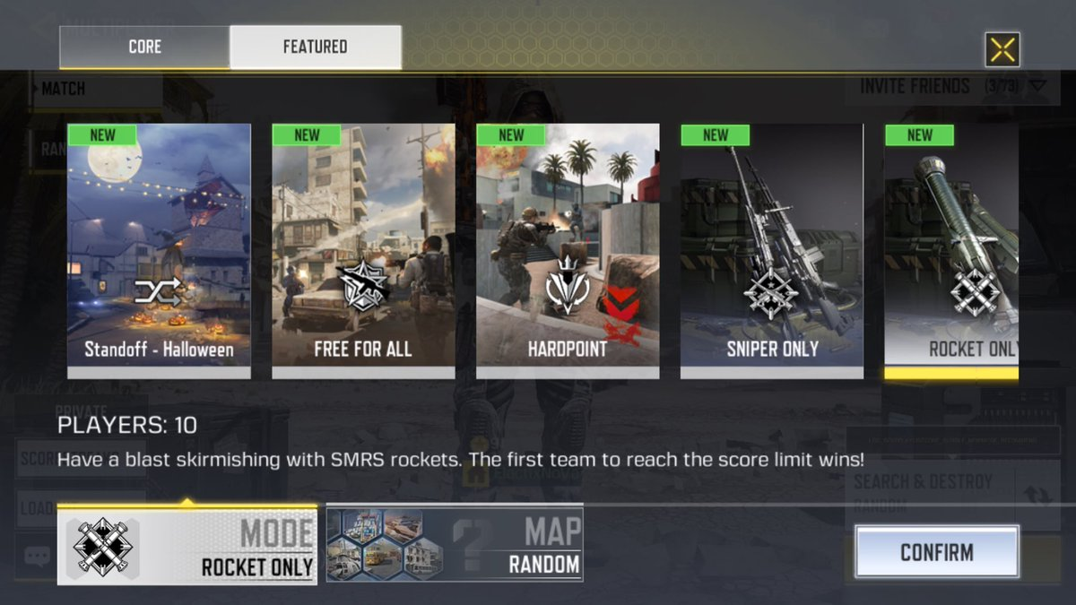 New Update for Cod Mobile Is live and brings new gamemodes!! @ParkerTheSlayer