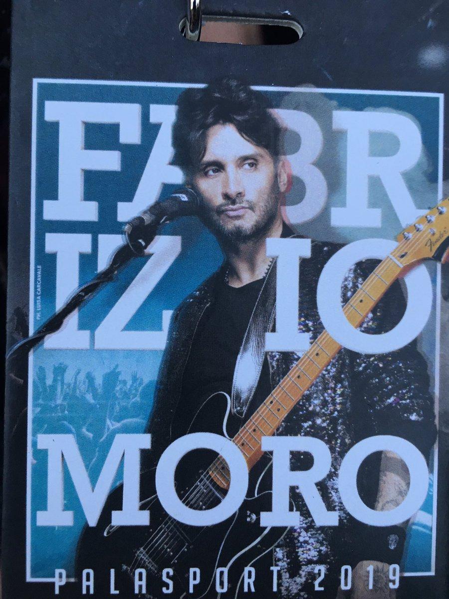 #FabrizioMoroPalalottomatica