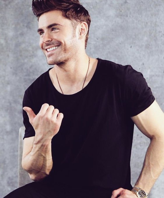 Happy birthday, Zac Efron! Today the American actor turns 32 years old, see profile at: