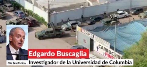 """#Entrevista   Yo apoyo liberación de Ovidio Guzmán, ante diferencia de poder de fuego y para evitar """"masacre inútil"""": @EdgardBuscaglia 👉http://ow.ly/GWhc30pJZro"""