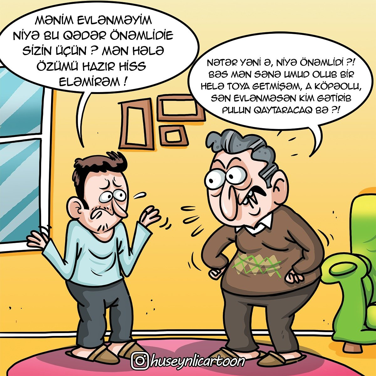 #huseynlicartoon #Bakı #Azərbaycan #Azerbaijan #Baku #FəridHüseynli  #Türkiye #aztagram #karikatura  #caricature  #cartoon #Mizah #illustration