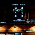 Image for the Tweet beginning: Chicago 2016, Dublin 2018. Tokyo