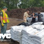 Image for the Tweet beginning: #DYK: This year @NYCSanitation hosted