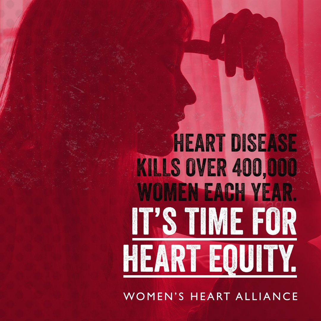 Women S Heart Alliance Wha Twitter