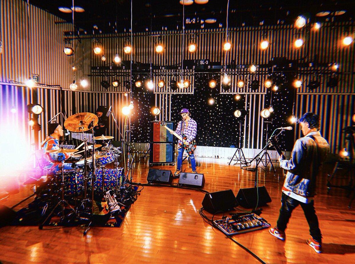 WANIMAのオールナイトニッポン!!この後スタジオライブ開催しまーす!!#WANIMAANN