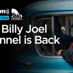 Image for the Tweet beginning: The Billy Joel channel is