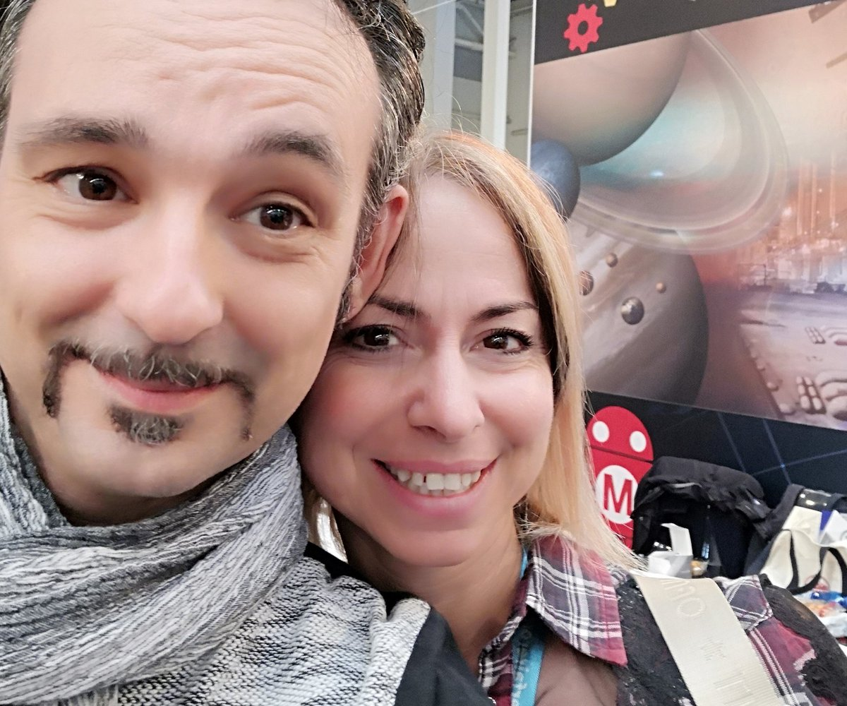 #MakerFaireRome