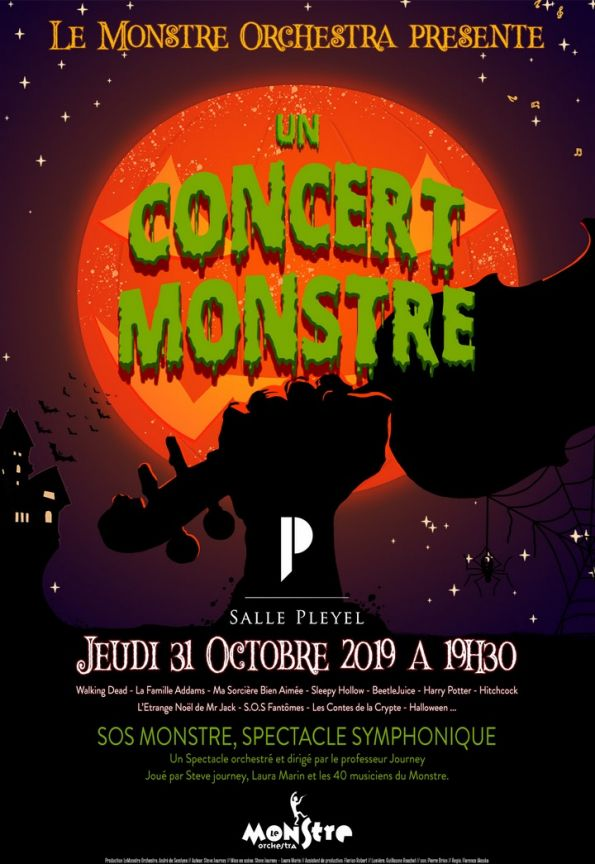 RT @ParisJeTaime:  13 days until #Halloween! Why not rediscover #BeetleJuice, #TheNightmareBeforeChristmas, #TheAddamsFamily & more with…