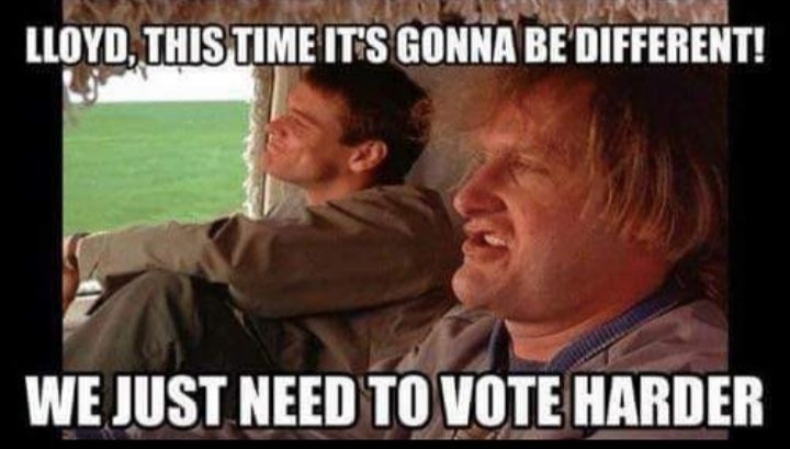 Are you all ready to #vote.....for change?  #MAGA2020   #TheResistance #DNC2019  #DemocraticParty  #RepublicanParty  #FridayThoughts