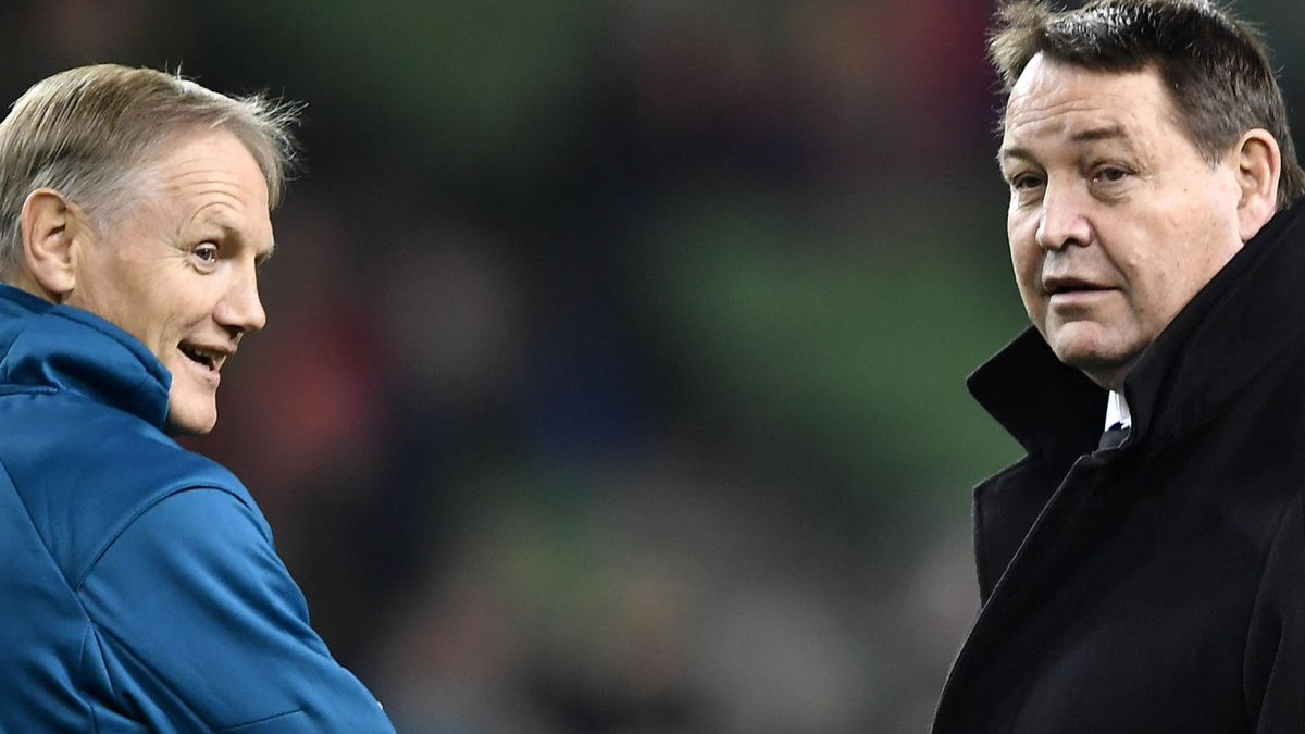 test Twitter Media - ICYMI: Either Joe Schmidt or Steve Hansen will take charge of their respective nation for the final time tomorrow.  #NZLvIRE Rugby World Cup quarter-final preview.   👉https://t.co/1tDiAvLvsE #RWC2019 https://t.co/HLvHYAInbg