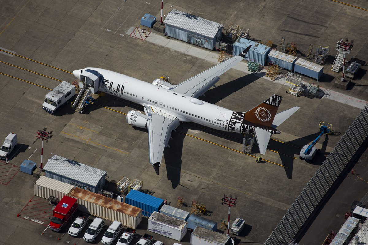 Boeing reportedly misled FAA about safety of its grounded 737 Max jets