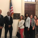 Students spent two days in Washington D.C. as part of an HPU in the City trip! They networked with professionals from a variety of fields, including administrators at @twcedu, @RepTedBudd, @MissingKids representatives & more! 🤝 #HPU365 #HPURoadTrip