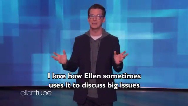 Image for the Tweet beginning: .@SeanHayes is back as my