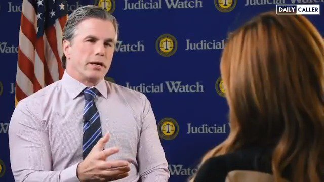 .@TomFitton discusses the impeachment inquiry w/@DailyCaller: @realDonaldTrump is being targeted because hes the whistleblower. He was asking for investigations/his DOJ is doing investigations. READ:jwatch.us/6fYUnk