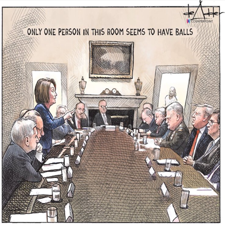 @deAdder found this piece in an online add and searched you on twitter, the Republicans need to grow a pair. #republicansneedtogrowapair #trumpimpeachment