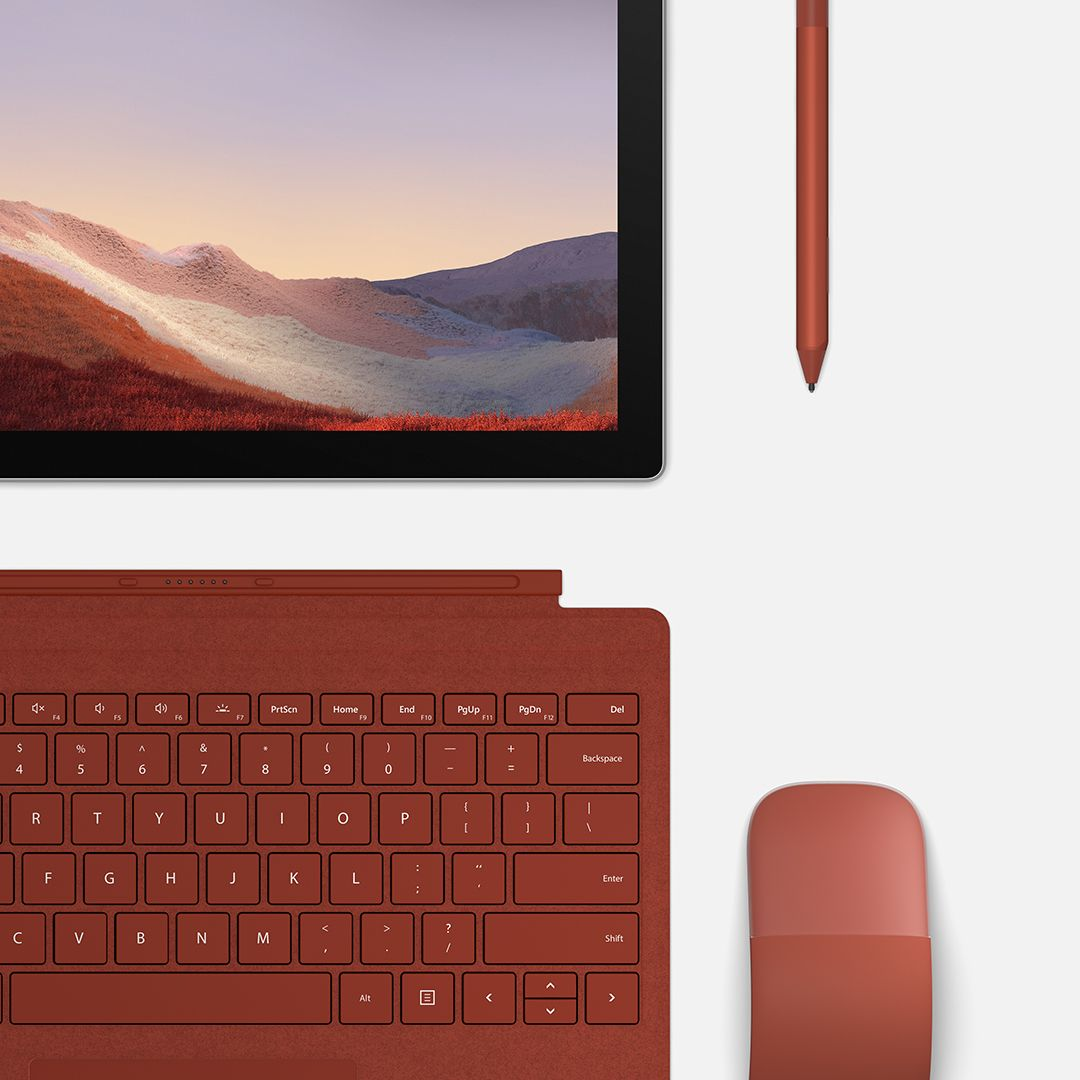 The classic 2-in-1 got even faster and more fashionable with a selection of accessories to suit your workflow and your style. Pre-order your favorite Surface Pro 7, today. http://msft.it/6015TrBdl