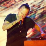 Image for the Tweet beginning: .@thomyorke's show at Radio City