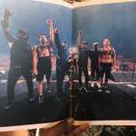 Image for the Tweet beginning: Making a Tour Scrapbook @prophetsofrage