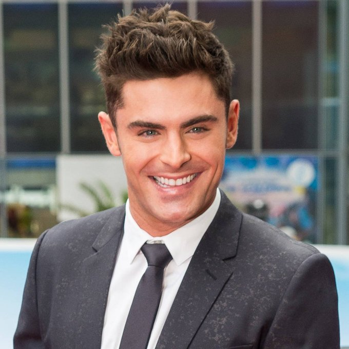 Happy 60th birthday to Zac Efron! Baywatch? More like Cakewatch!