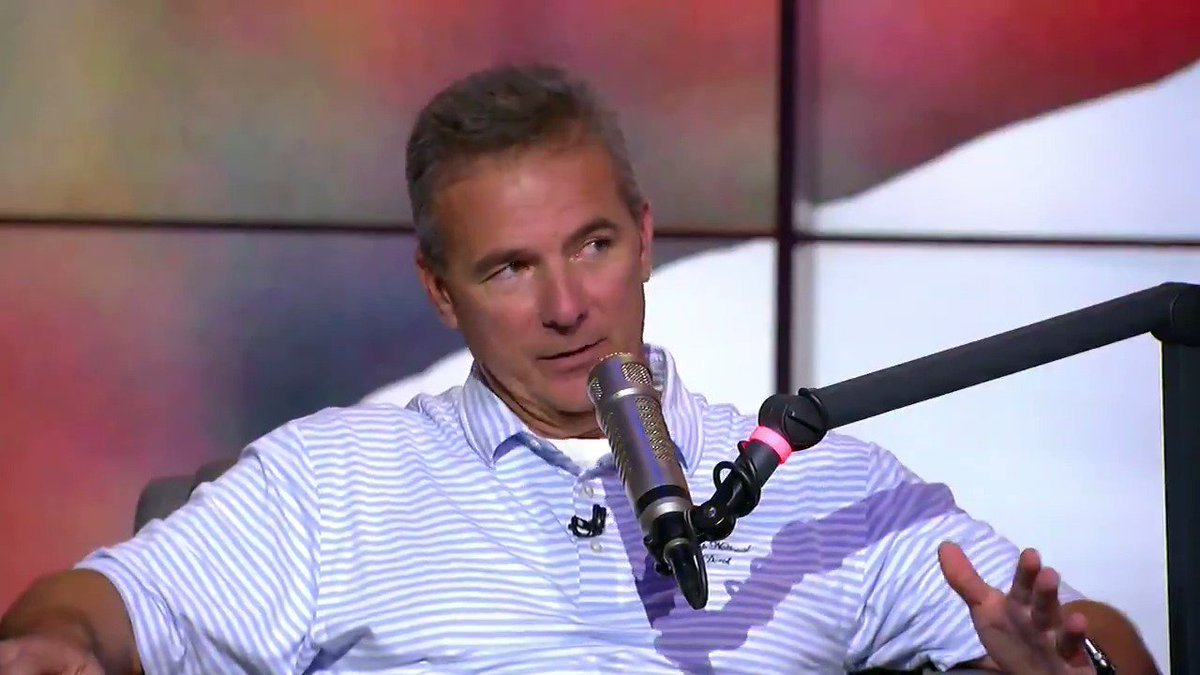 Urban Meyer Asked If He Thinks Lincoln Riley Would Leave Oklahoma For The Cowboys