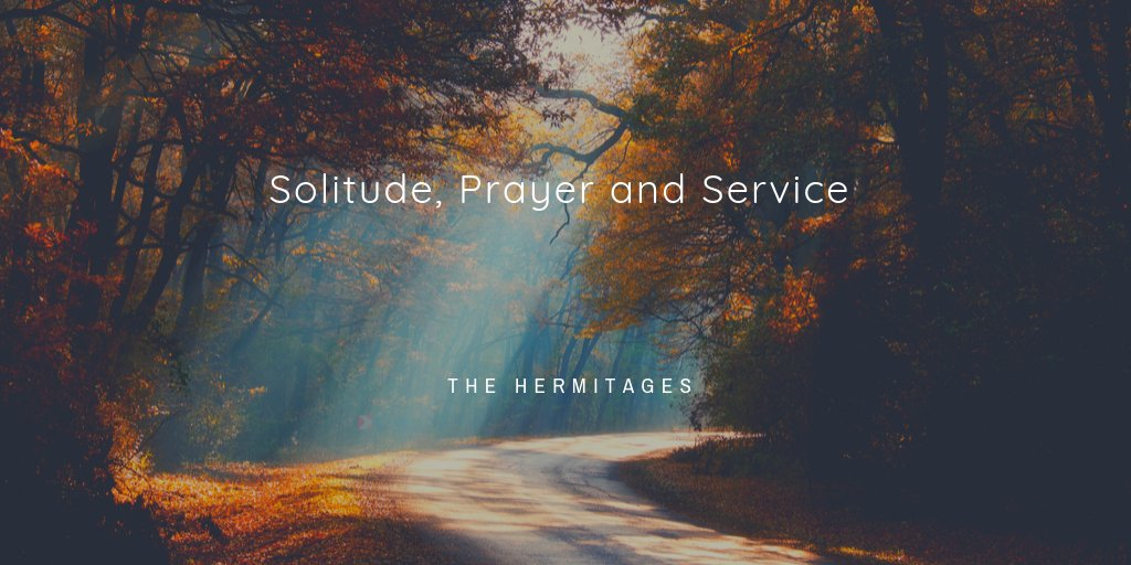 test Twitter Media - Help promote solitude and peace. Give to the project to renovate the hermitages. Donate today: https://t.co/yGoyWPZ726. https://t.co/gxDS1h0PAj