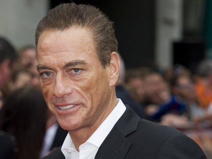 Happy Birthday to Jean-Claude Van Damme who turns 59 today!