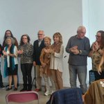 Image for the Tweet beginning: #PoesíayMúsicaAlcobendas con el recital ofrecido