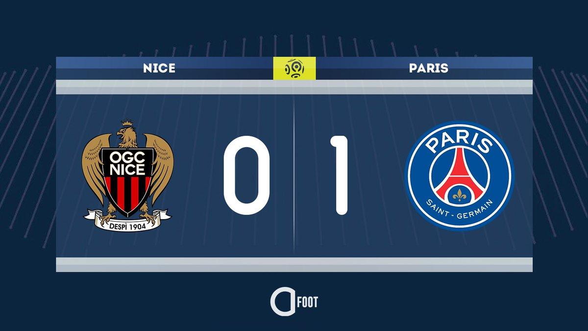 ⚽️ BUUUUUUUUUTT DE DI MARIA !!! NICE 0-1 PARIS
