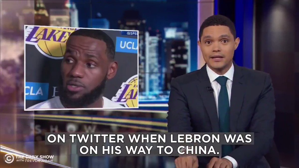 Image for the Tweet beginning: LeBron James is drawing a