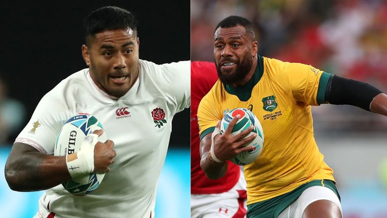test Twitter Media - 🤔 Fancy yourself as the next Eddie Jones or Michael Cheika?  🗳️ Vote for your England 🏴󠁧󠁢󠁥󠁮󠁧󠁿 and Australia 🇦🇺 combined 1⃣5⃣ ahead of Saturday's #RWC2019 quarter-final.  👉 👉https://t.co/AgdNe1fIAs https://t.co/KKRzMkyGm2
