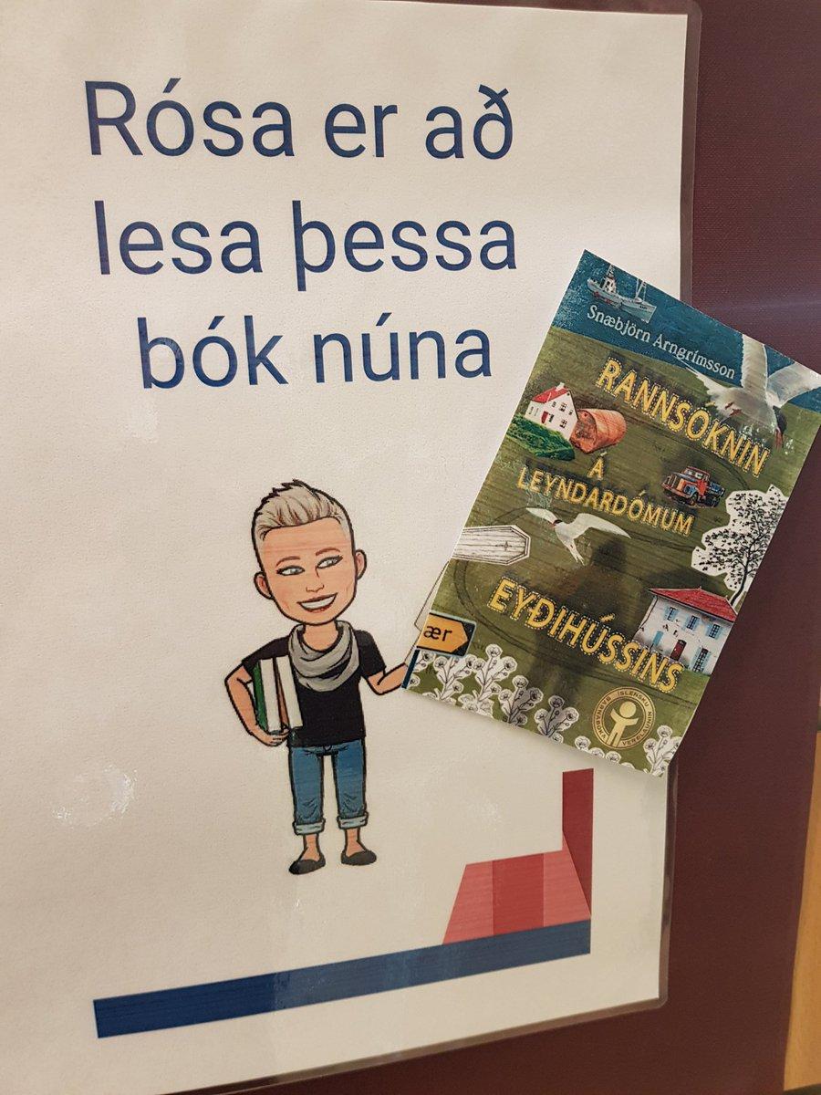test Twitter Media - Leggst í lestur #menntaspjall #lesturerbestur #skólasafn #jolabókaflóðið #islenskubarnabokaverðlaunin https://t.co/aMaMf4CaLU