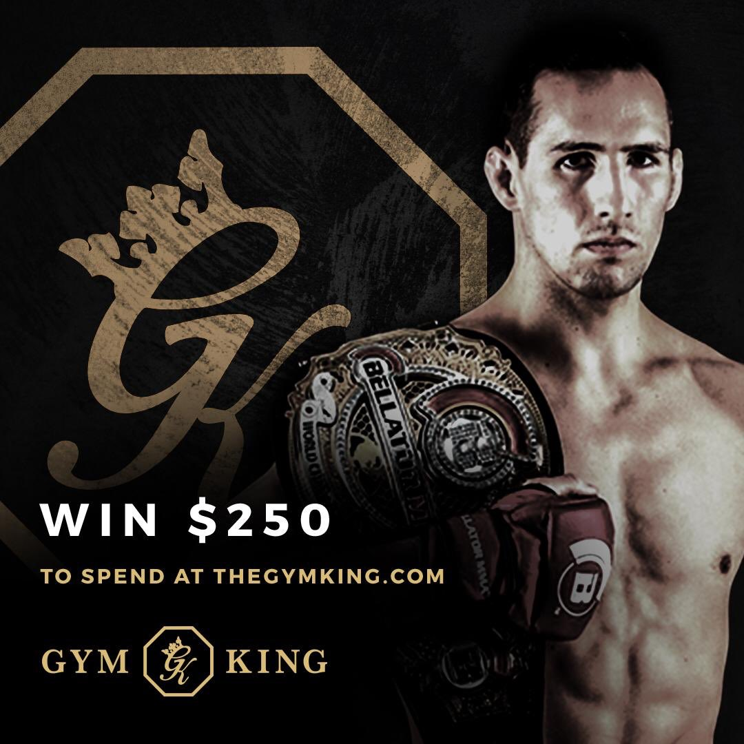 Check out my instagram post for info on winning 250$ at @gymking_ ig: romac_gorilla