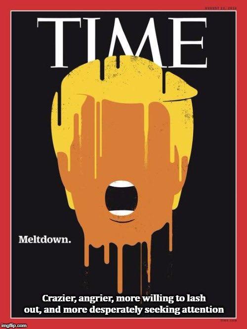 @thomaskaine5 I love it. The #TrumpMeltdown should start in 3...2...1!  💥