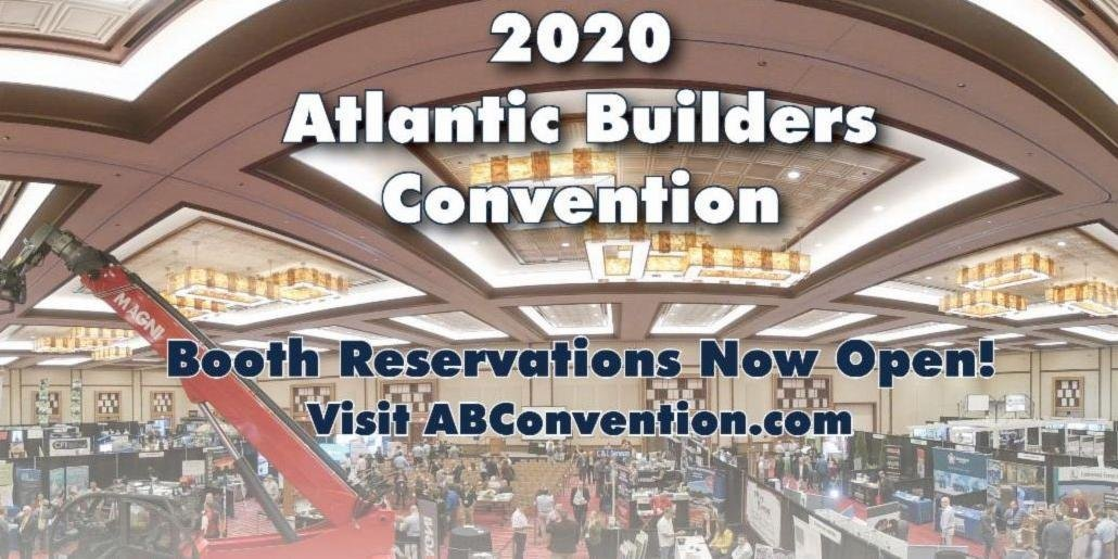 Builders Show 2020.Atlantic Builders Convention Abconvention Twitter