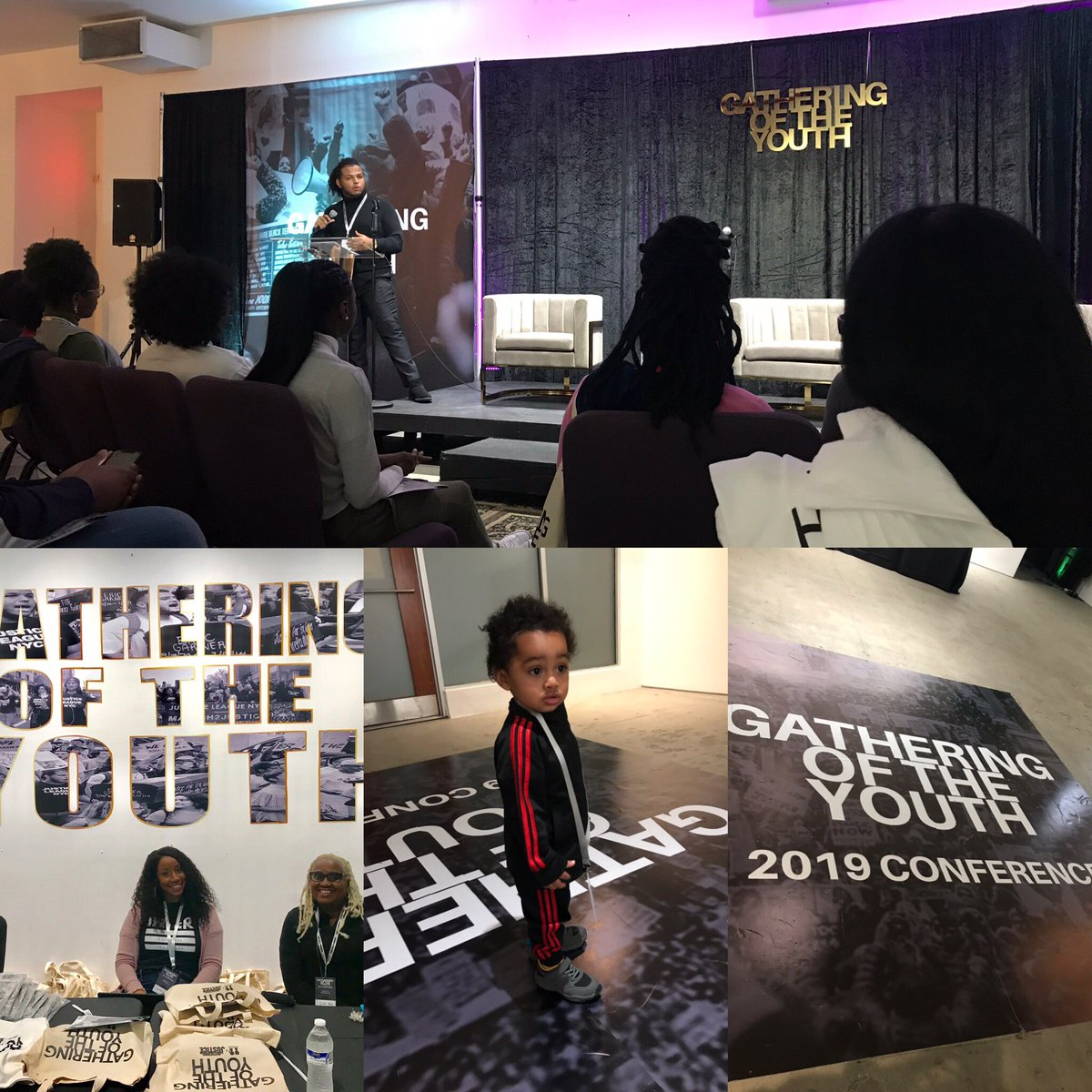 Justice League Nyc On Twitter The Gathering Of The Youth Kicks Off In Harlem A 3 Day Movement Building Youth Conference Focused On Dismantling The School To Prison Pipeline Through Juvenile Justice Reform Gun Violence Prevention