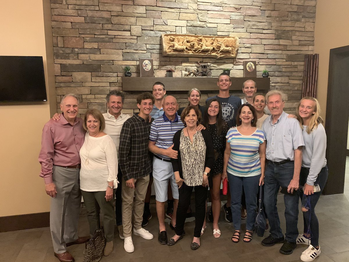 Just came home after celebrating my daughter Sherri's & her husband Tom Krug's birthdays & see that the @Yankees put the hurt on Verlander of the @Astros & lead 4-1 / here come the Bronx Bombers