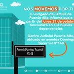Image for the Tweet beginning: Desde el lunes 21 de