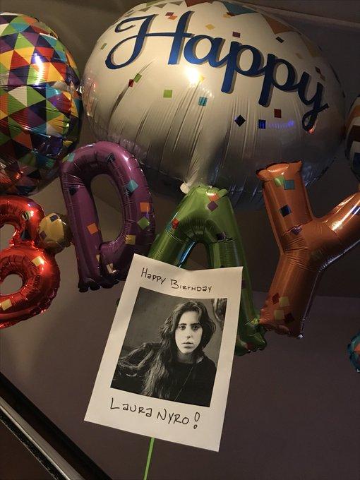 Happy birthday, Laura Nyro!