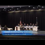 Image for the Tweet beginning: ICYMI: Watch video of MSC