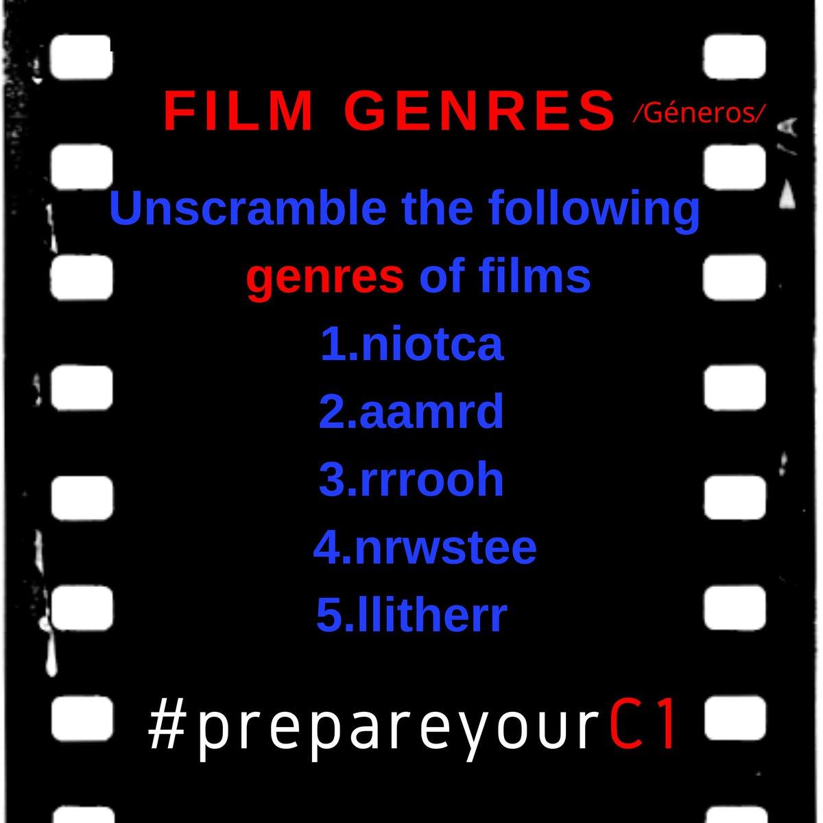 Movie Genres Word Search App