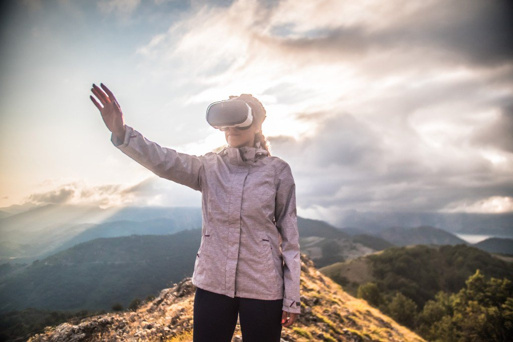 VR/AR startup valuations reach $45 billion (on paper) by @DigiCapitalist