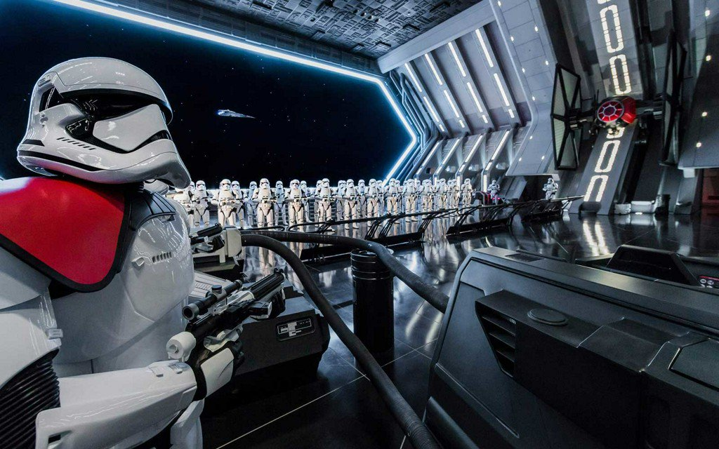 Disney finally released details on Rise of the Resistance — the best Star Wars ride of all http://bit.ly/35NRXO3