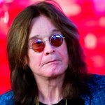 Image for the Tweet beginning: OZZY OSBOURNE SHARES TWO SHIRTLESS